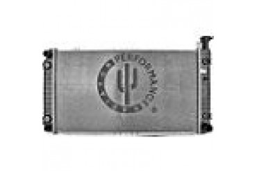 1992-1993 Buick Commercial Chassis Radiator Performance Radiator Buick Radiator 1483