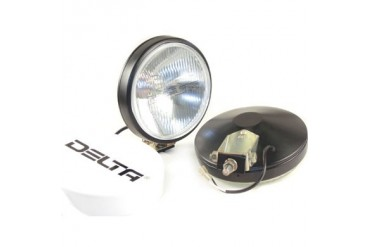 Delta Industries 100 Series Round Thinline Xenon Light Kit, 55 watt 01-6129-50BX Offroad Racing, Fog & Driving Lights