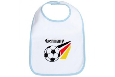 Germany Soccer Sports Bib by CafePress