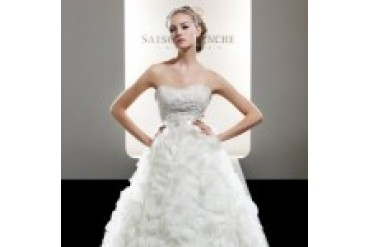 Saison Blanche Couture Wedding Dresses - Style 4204