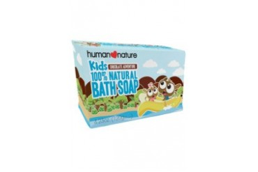 100% Natural Kids Bath Soap (Chocolate Adventure)