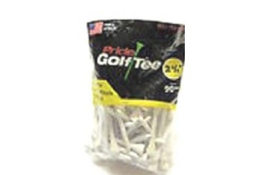 Pride 2 3 4 Golf Tees New In The Bag