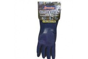12 Pack Spontex Inc 18005 Bluettes Gloves Medium