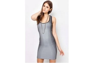 LASH Racerback Mini Dress
