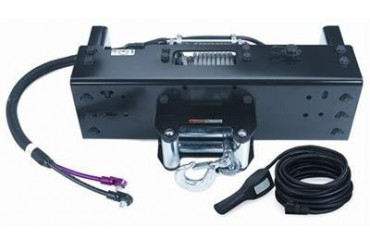 Warn Series 12 DC Industrial Winch Kit 64402 12,000+ lbs. Industrial Winches