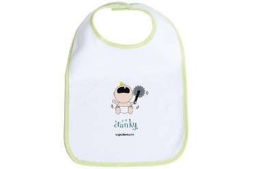 Cranky Sports Bib by CafePress