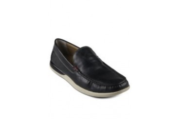 Gino Mariani Black Toms Dress Shoes