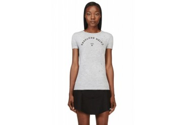 Dsquared2 Grey Caten Brothers T shirt