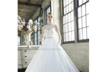 Moonlight Collection Wedding Dresses - Style J6282