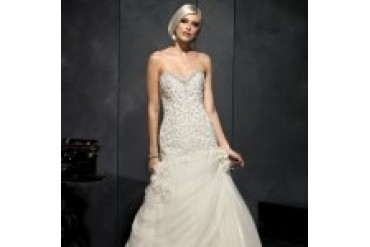 Kenneth Winston Wedding Dresses - Style 1513