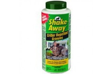 12 Pack Shake-Away 2852228 28.5Oz Critter Repellent Grnules