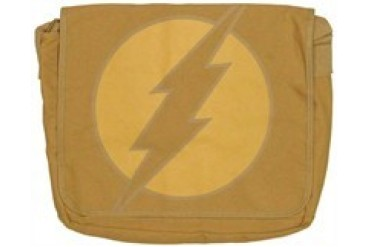 DC Comics Flash Logo Messenger Bag