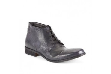 Audio-Phile Leather Ankle Boot