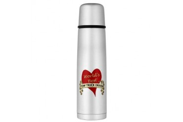 Large Thermos Bottle Hearts Large Thermosreg; Bottle by CafePress