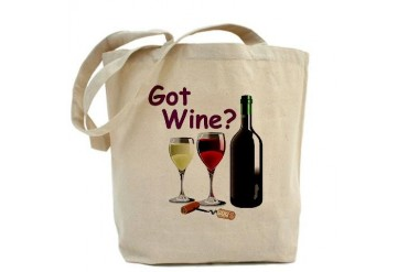 Got Wine? Humor Tote Bag by CafePress