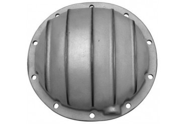 Trans-Dapt GM 8.5in. 10 Bolt Satin Aluminum Cover 4738 Differential Covers