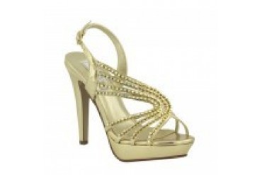 Touch Ups Shoes - Style Stephanie Gold 551