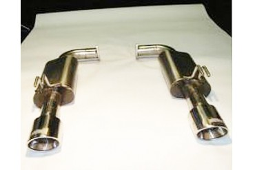 Kooks 2 12 Axle-Back exhaust w4 Slash Cut Tips Cadillac CTS-V 6.2L LSA 09-12