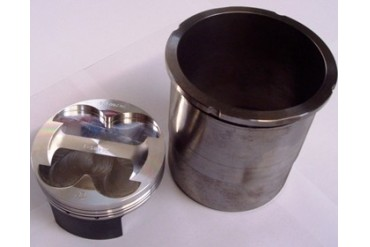Wossner 3.8L 12.71 Pistons wCylinders Porsche 996 GT3RS 02-05