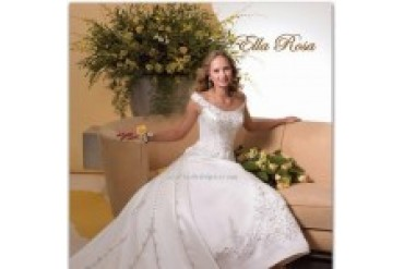 Ella Rosa Wedding Dresses - Style BE2