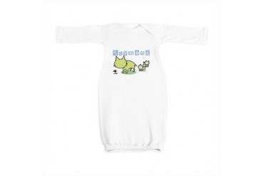 Raymond Cute Baby Gown by CafePress
