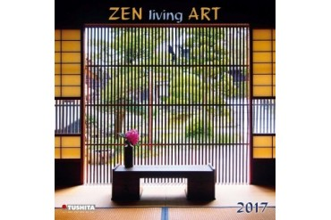 Zen Way 2017 Wall Calendar