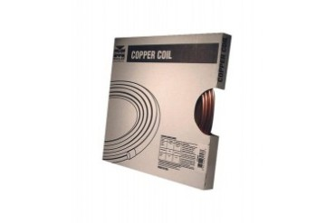 MUELLER D 06020P REFRIGERATION COIL TUBE 3 8 X20 FT. DEHYDRATED COPPER TUBE