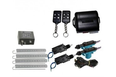 Electric Life Power Lock Kit with Keyless  95338 Door Lock Kit