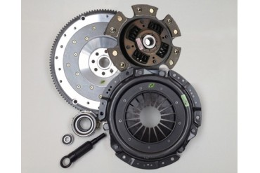 Fidanza V-2 Qwik-Rev Clutch and Flywheel Kit 300 lbft Rated Scion FR-S 2.0L 13-14