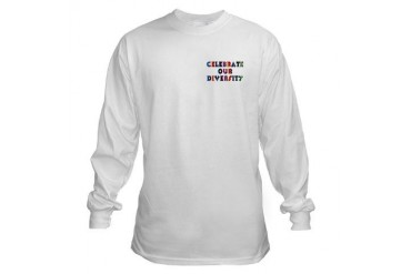 Adult - Front/Back Gay Long Sleeve T-Shirt by CafePress