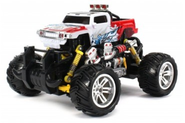 Graffiti Hummer H3T Pickup RC Off-Road Monster Truck 1 18