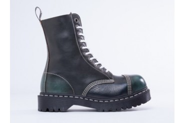Dr. Martens 8761 BXB Boot in Green Blue size 10.0