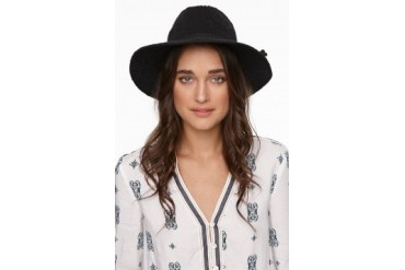 Womens Kendall & Kylie Accessories - Kendall & Kylie Nubby Panama Hat