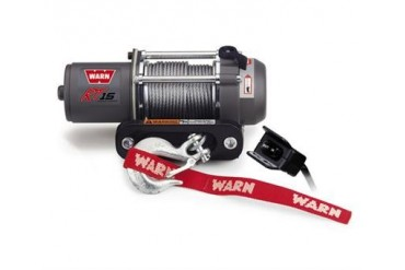 Warn RT15 Rugged Terrain Winch  78000 1,000 to 2,500 lbs. ATV Winches