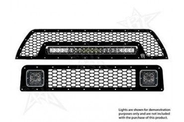 Rigid Industries 4-Runner Grille Kit 40556 Grille Inserts