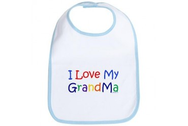 Grandma Bib by CafePress