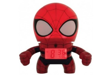 Spiderman Bulbbotz Clock Game