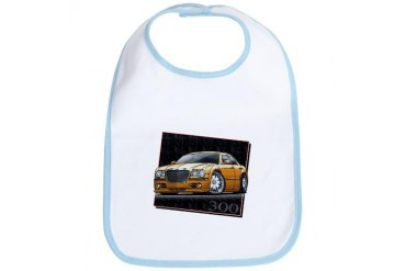 Gold300DUB.png Art Bib by CafePress