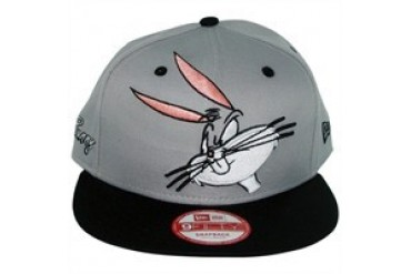 Looney Tunes Bugs Bunny Head Blend In 9FIFTY Snapback Embroidered Hat -  Price Comparison 16678df663e