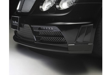 Wald International Black Bison Aerodynamic Body Kit Bentley Flying Spur Speed 09-12
