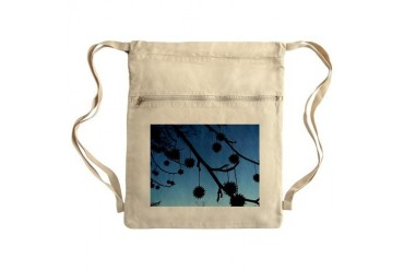 Gumball tree Sack Pack Tree Cinch Sack by CafePress