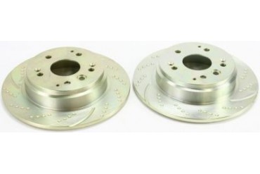 2003-2010 Honda Element Brake Disc Bolton Premiere Honda Brake Disc REPH271110 03 04 05 06 07 08 09 10