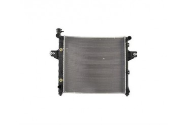 Omix-Ada Replacement 1 Row Radiator for 4.7L V8 Engine with Automatic Transmission 17101.30 Radiator