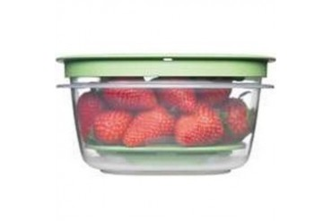 6 Pack Rubbermaid 1776415 5 Cup Produce Saver And Food Storage