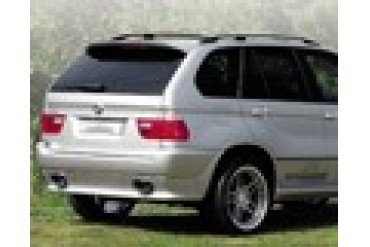 Ac Schnitzer Rear Add On Skirt With Pdc Bmw X5 3 0 4 4 E53 00 06 Price Comparison