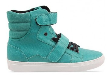 Android Homme Propulsion Hi in Tiffany Python size 7.0