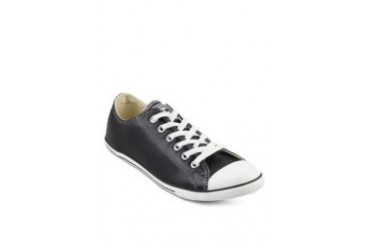 Converse CT All Star Leather Sneaker Shoes Black White