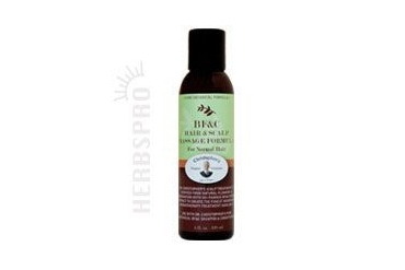 BF & C Hair and Scalp Massage Oil 4 Oz