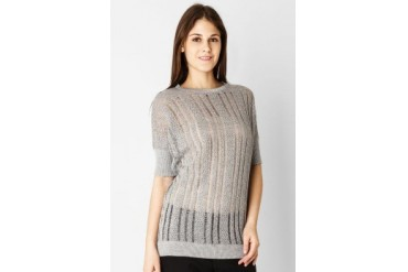 L'GS Ladies Batwing Sweater