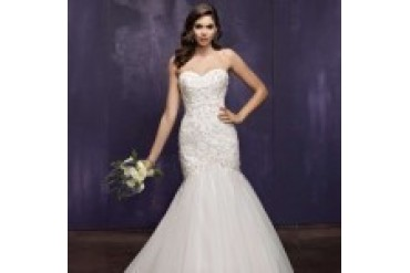 Ella Rosa Wedding Dresses - Style BE223